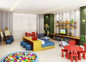 20 Fantastic Kids Playroom Design Ideas