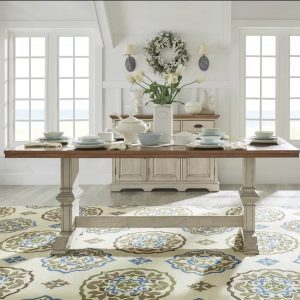 24 Best rustic farmhouse dining tables