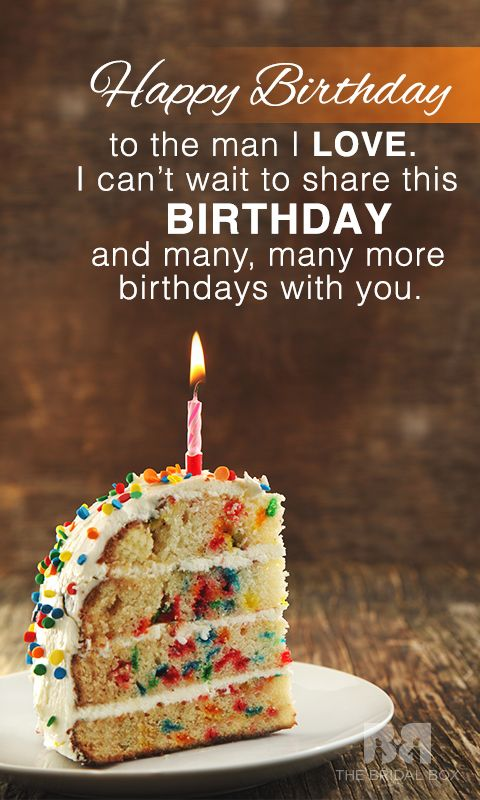 Best Birthday Quotes For Him – My Life Spot