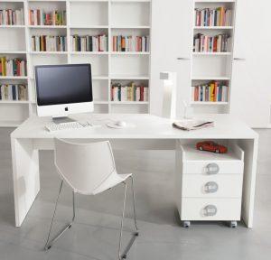 24 Best white office desks