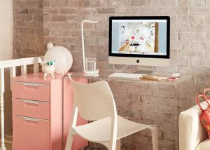24 computer desk designs for small bedrooms